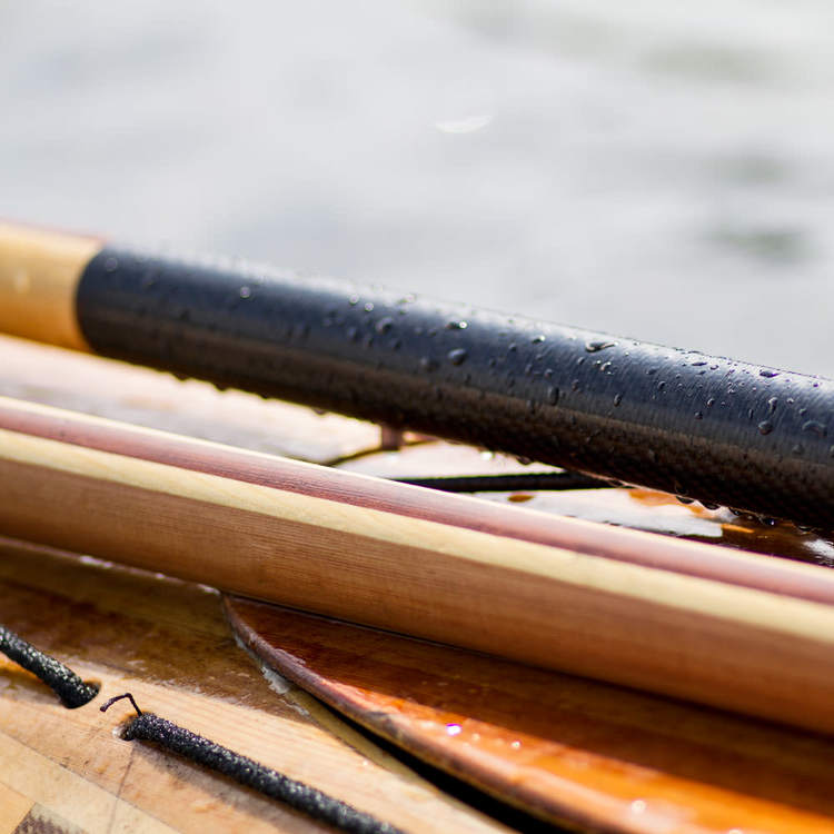 Greenland paddle, stick, inuit