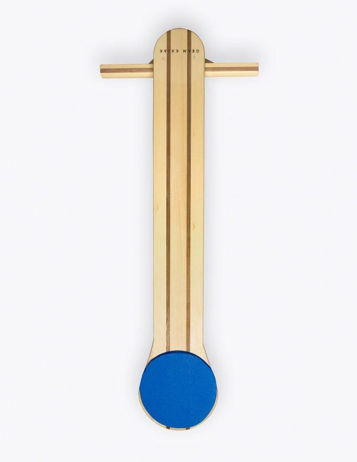 Balance board wobler