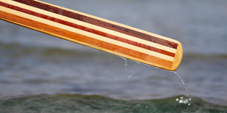 Greenland paddle, stick, inuit